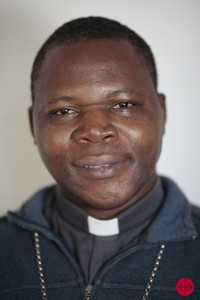 Archbishop Dieudonné Nzapalainga (C.S.Sp.) of Bangui, Central African Republic