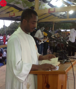 HAITI / PORT-AU-PRINCE 14/00605Popular missions and catechism,