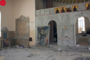 SYRIA / HOMS-MLC 15/00038 Help for Quseir (church, catechism center, parish hall, sisters' house)