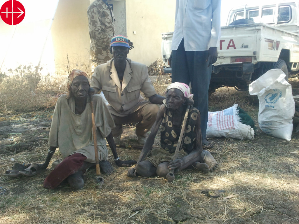Beneficiaries from Khorfilus, Jonglei