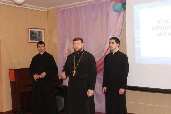 RUSSIA / BELGOROD-ORT 15/00036 Education grant for 111 students at the seminary in Belgorod for the akad. year 2015/2016: Formation of seminarians at the Orthodox Seminary Belgorod, two seminarians and one of their formators