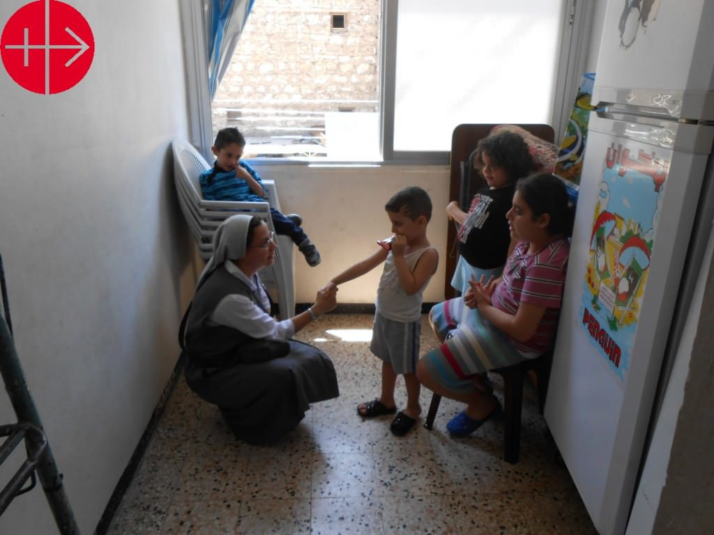 SYRIA / ALEP-CLD 15/00051 Emergency help for the displaced famil