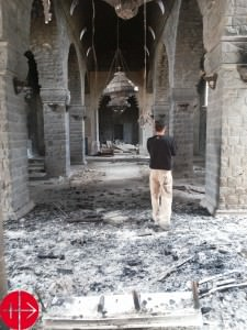 St. Mayrs Church - Syrian Orthodox in Homs