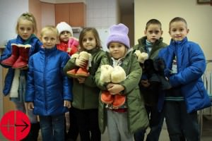UKRAINE / NATIONAL 14/02434Support of the Ukrainian Caritas for