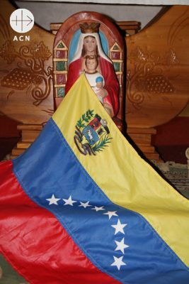 Bishops-speak-out-over-electricity-blackouts-in-Venezuela-flag